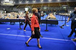 Scottish nationalists vow independence vote after election win