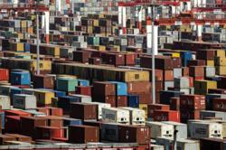 Philippines' exports, imports bounced back in Q1