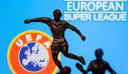 Soccer-Real, Barca, Juve denounce 'intolerable' pressure to abandon Super League