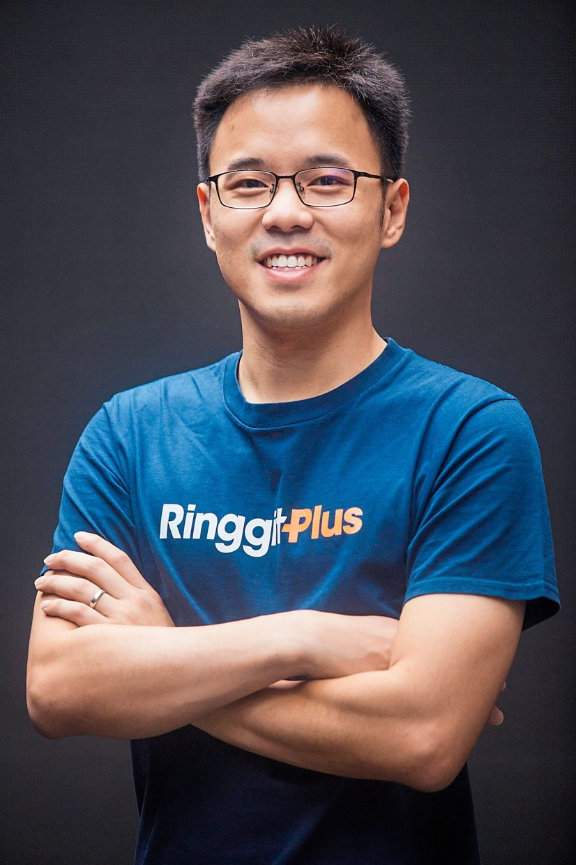 Fintech has helped lower the barrier and democratised access to investing tools, says Liew. — RinggitPlus