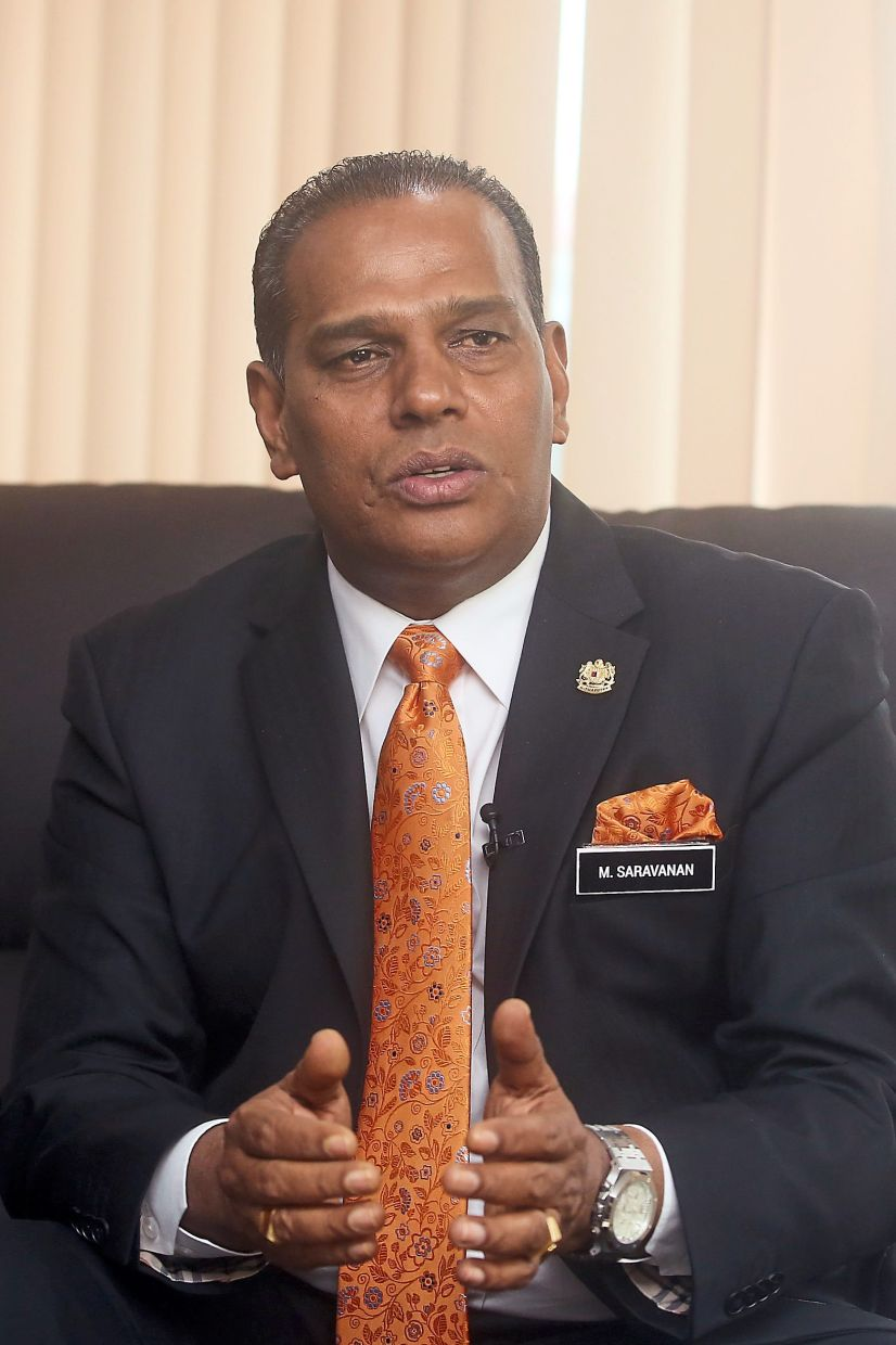 'All complaints received will be handled by 80 Labour Offices throughout the country, ' said Saravanan.