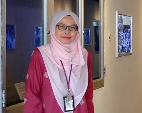 It's too soon to relax on the SOPs even though vaccinations have commenced, says Dr Nik Daliana. Photo: Dr Nik Daliana Nik Farid