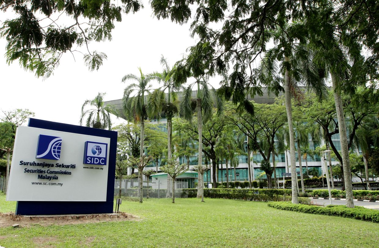 The Securities Commission introduced a framework for robo-advisers – which it categorises as digital investment managements (DIMs) – in 2017. — YAP CHEE HONG/The Star