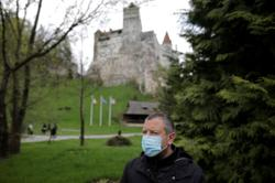 Vlad the vaccinator: Dracula's castle lures visitors with Covid-19 jabs