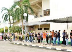 Opt-in vaccination drive for AstraZeneca in Brunei receives encouraging response