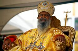 Ethiopian Orthodox Church head says genocide is taking place in Tigray