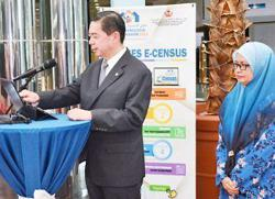 Over 50 per cent of Brunei households participate in e-census