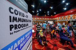 Vaccination centre at Sunway Pyramid Convention Centre remains open despite mall closure, says mall CEO