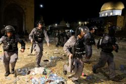 Jordan warns Israel against 'barbaric' attacks on mosque -statement