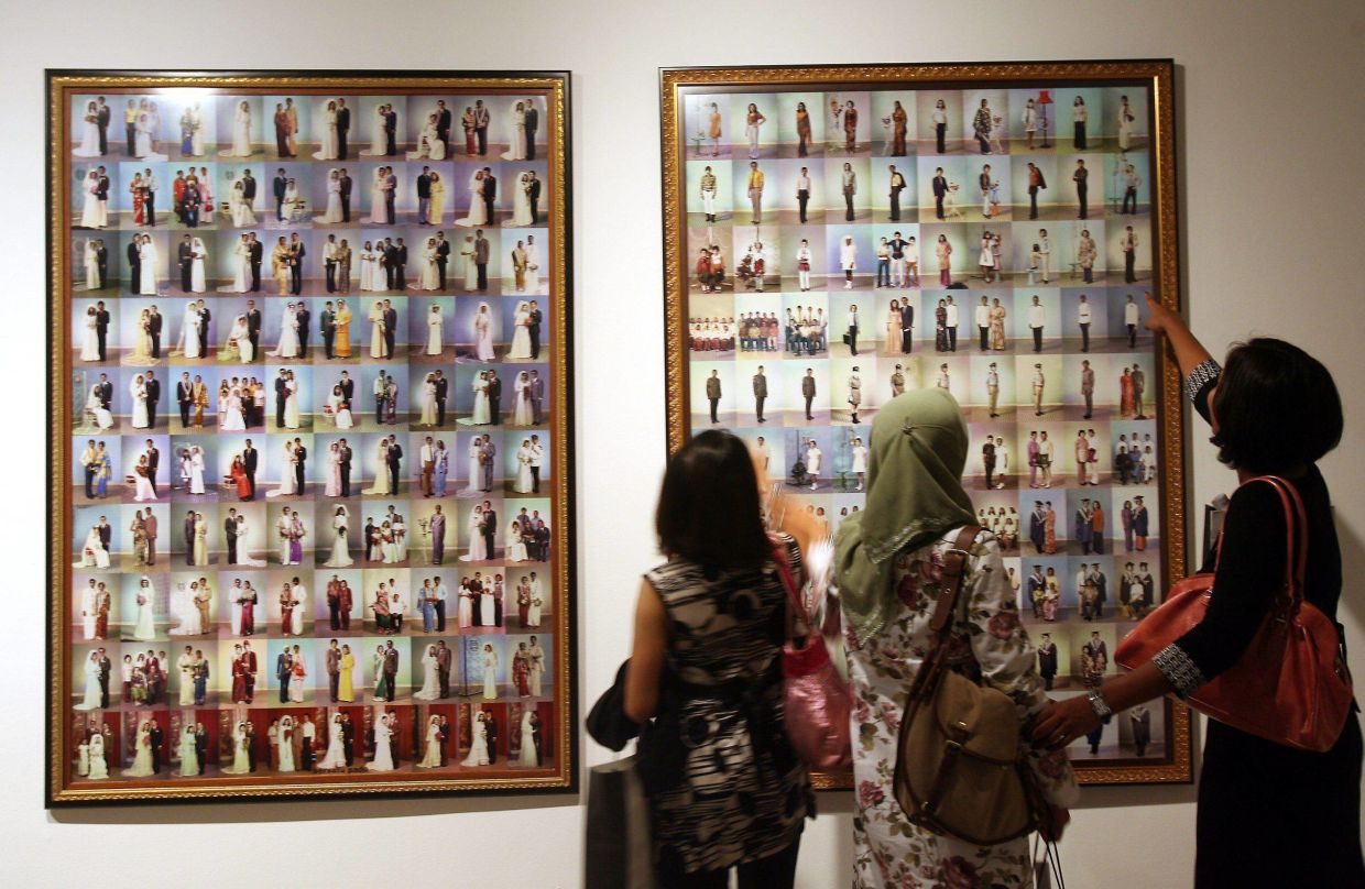Acclaimed contemporary artist Yee I-Lann has a series of works in the Galeri Petronas collection. Photo: The Star