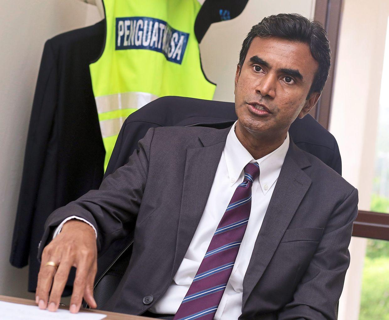 Kirupakaran says SPAN has five drones to monitor illegal dumping at hotspots.