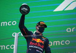 Motor racing-I just need a faster car, says beaten Verstappen