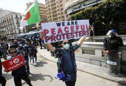 Algeria to impose restrictions on street protests