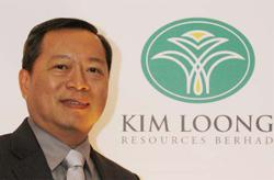 Kim Loong charges ahead