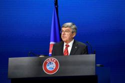 IOC chief Bach visit to Japan being arranged for June - FNN