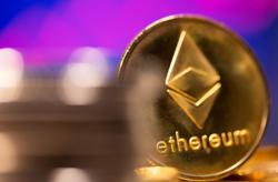 Ether bursts past $4,000; other cryptos firm