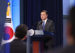 South Korea's President says real estate policy a key reason for by-election losses