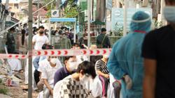 Cambodia's capital Phnom Penh set to shrink red zones in jab drive