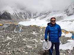 Malaysian hiker goes to great heights in Everest before 40th birthday