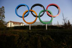 Olympics-Brisbane edges closer to securing 2032 Games