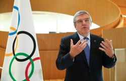 IOC head Bach visit to Japan set for May to be postponed - Tokyo 2020 organisers