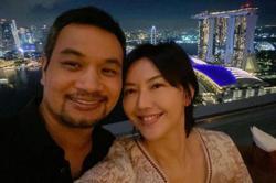 Singer Stefanie Sun posts rare photos of husband on 10th wedding anniversary