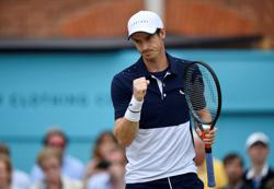 Tennis-Britons Murray and Evans to play at Queen's Club Championships