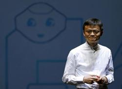 Jack Ma makes rare visit to Alibaba headquarters in Hangzhou