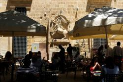 Malta's restaurants reopen, COVID vaccination reaches 60% of adults