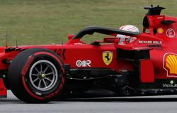 Motor racing-Revived Ferrari hail a big step forward after dire 2020