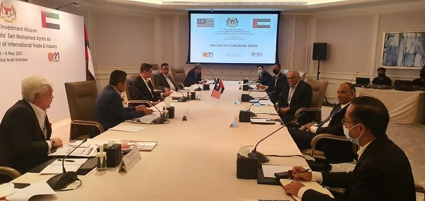International Trade and Industry Minister Datuk Seri Mohamed Azmin Ali led a trade mission to the Kingdom of Saudi Arabia and United Arab Emirates recently.