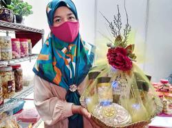 Home-based hamper business finds its silver lining during pandemic