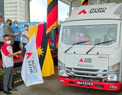 Bank launches its first mobile ATM service in Sarawak