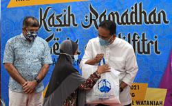 Ramadan aid brings festive joy to low-income households