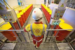 Half of Shell's energy mix to be clean next decade