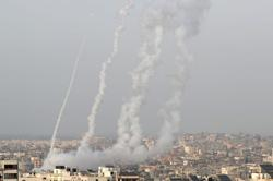 Israel airstrikes kill 20 in Gaza, Palestinians say, after fighters fire rockets at Jerusalem