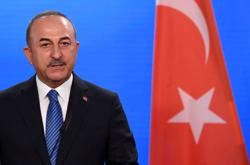 Turkish minister in Saudi Arabia for talks to mend ties, end boycott