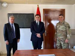 U.S. names ambassador Richard Norland as special envoy for Libya