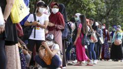 Coronavirus: flexibility urged as tens of thousands of Hong Kong domestic helpers scramble to get tested before deadline