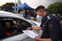 MCO: Shah Alam police to maintain five roadblocks