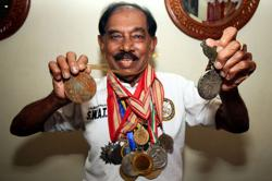 Ex-national runner, SEA Games gold medallist Asir Victor dies