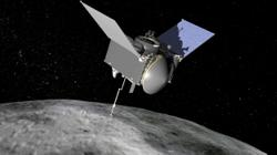 US space probe Osiris-Rex heads home with asteroid dust