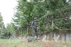 Thailand beefs up security along the border with Malaysia as Hari Raya Aidilfitri nears