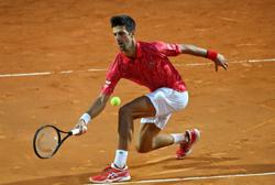 Tennis-Change is coming to the rankings, it's inevitable, says Djokovic
