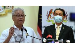Ismail Sabri, Dr Noor Hisham to hold joint press conference