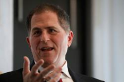 Dell chief executive sees chip shortage lasting a few years