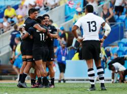 Olympics-Oceania rugby sevens powers band together before battling at Tokyo