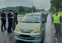We're humans, too, please do not berate us as we're just doing our job, says senior Melaka cop