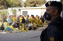 Italy to ask EU to pay Libya to stop migrant departures - newspaper