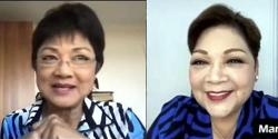 HK singers Frances Yip, Maria Cordero urge fans to get Covid-19 vaccine jabs